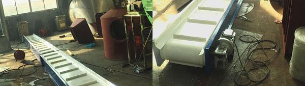 茶叶烘干机作为炒茶过程中的必要流程,在使用的时候对其性能要求是非常高的,这样才不会影响茶叶的品质。   物料与热气充分接触才可得到最好好烘干效果,茶叶烘干机作为大型的机器设备,应用范围非常的广泛,能使物料翻动过程中充分扬起,又薄又匀地分散,增大了物料与热气流的接触面积,强化了物料的传热和传质,大幅度提高了茶叶烘干机的干燥效率,降低烘干物料的综合能耗。